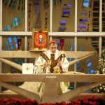 Mass with Cardinal DiNardo